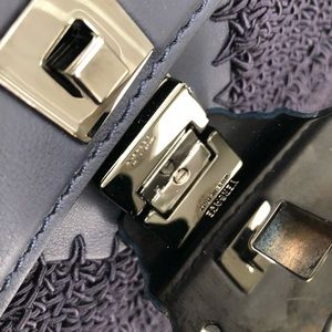 23f7a1ba03 Versace Bags - LAST ONE NWT Versace Large Crochet Palazzo Empire